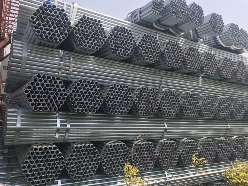 q235镀锌焊管